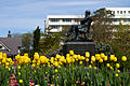 Tulips and Statue.jpg