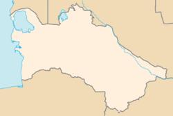 Туркменбаши (город) (Turkmenistan)