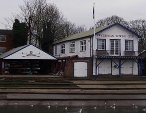 Twickenham Rowing Club - Image: Twickenham RC
