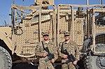 Twin brothers make holidays in Afghanistan feel like home 131219-Z-HP669-002.jpg