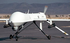 Drones killing few terrorists