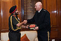 U.S. Army Chief of Staff Gen. Raymond T. Odierno exchanges gifts with India Chief of Army Staff Gen. Bikram Singh.jpg