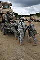 U.S. Soldiers with the 173rd Airborne Brigade Combat Team pull out a cable Sept 140902-A-LO967-011.jpg