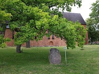 Kyrkogården Runestones