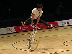 UCI Indoor Cycling World Championships 2006 LvT 20.jpg