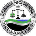 US-OfficeOfSurfaceMining-MetalSeal.svg