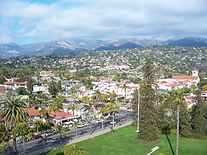 USA-Santa Barbara-View from County Courthouse Tower-3.jpg