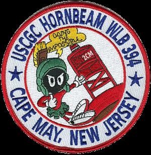 USCGC Hornbeam (WLB-394)