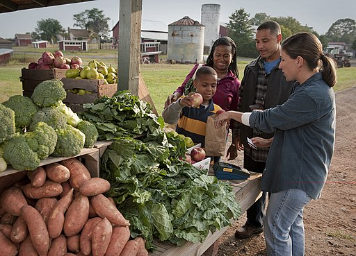 USDA is working hard to expand access to farmers' markets for those participating in the Supplemental Nutrition Assistance Program (SNAP) | Carbohydrates | Nutrition