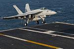 USS Carl Vinson flight operations 141031-N-TP834-175.jpg