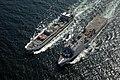 USS Carter Hall (LSD-50) and RFA Bayleaf (A109).jpg