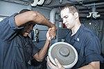 USS George H.W. Bush (CVN 77) 141020-N-MW819-003 (15405862180).jpg