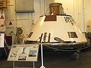 USS Hornet Apollo CM