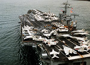 USS Nimitz (CVN-68) returning to Norfolk 1981.JPEG