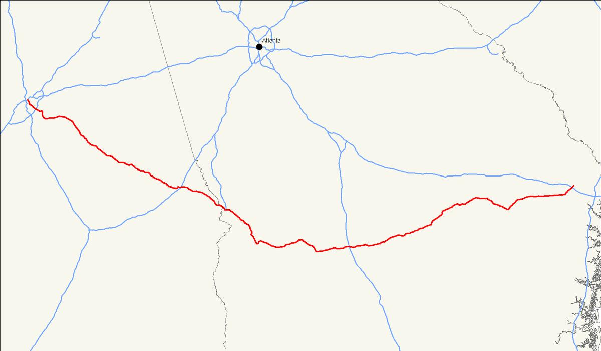 US Route 280 Wikipedia