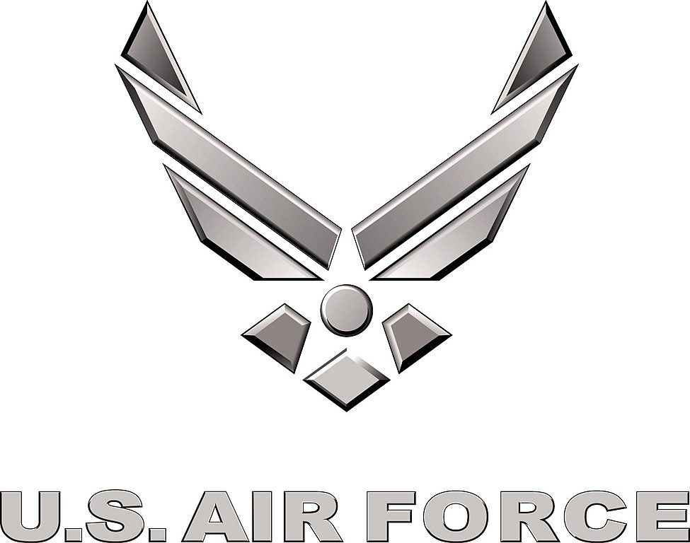 Fileus Air Force Logo Silverg Wikimedia Commons
