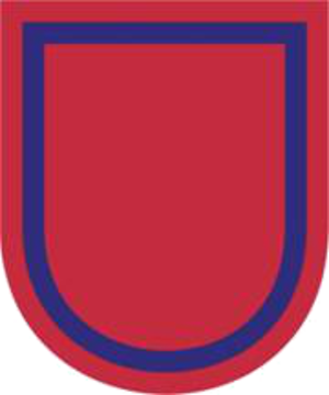 377th Field Artillery Regiment - Image: US Army 2nd Bn 377th Arty Reg Flash