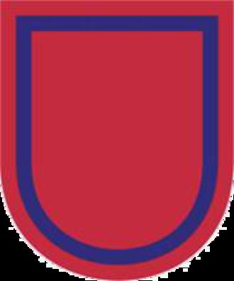 377th Field Artillery Regiment - Image: US Army 2nd Bn 377th Arty Reg Flash