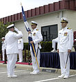 US Navy 060511-N-6410Z-133 Amphibious Construction Battalion Two change of command.jpg
