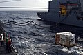 US Navy 081021-N-9123L-002 Sailors prepare to receive supplies during an underway replenishment.jpg