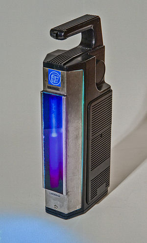 Ultraviolet - Portable ultraviolet lamp