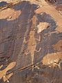 Uinta Fremont Indian petroglyphs (~1000 years old) (Dinosaur National Monument, Utah, USA) 55 (22536275118).jpg