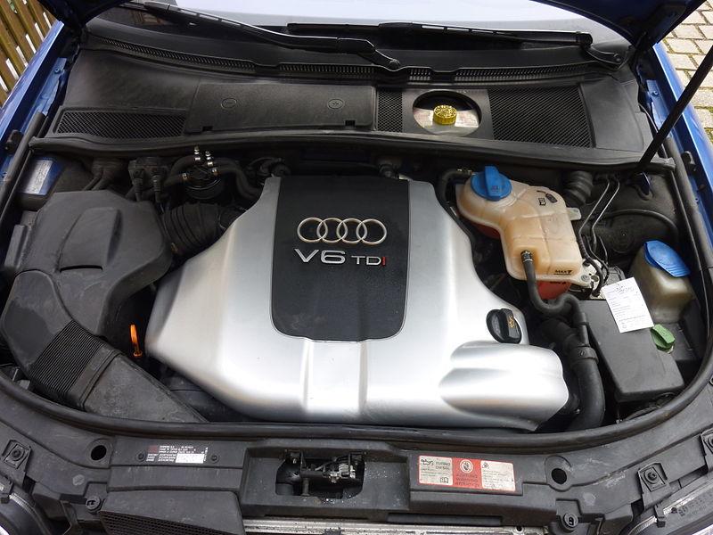 Audi a4 b7 avant specifications