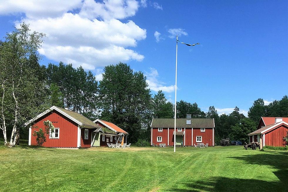 Hylteberg bygget Hallands Ln, Unnaryd - redteksystems.net