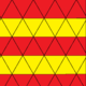 Uniform triangular tiling 111222.png