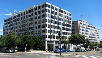 Charitable organization - American Cancer Society offices in Washington, D.C.