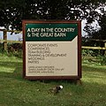 Upper Aynho Grounds sign - geograph.org.uk - 453254.jpg