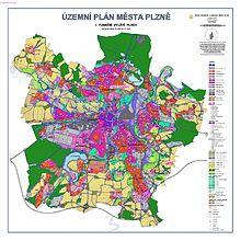 Územní plán zkratky