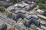 Uzsoki kórház, Zugló, légi fotó.jpg