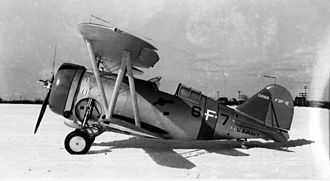 VFA-31 - VF-6 F3F-2 in the late 1930s.