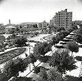 VIEW OF JERUSALEM AS SEEN FROM KING DAVID STREET. מראה כללי של העיר ירושלים מרחוב המלך דוד.D728-068.jpg
