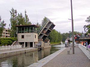 Asikkala - Vääksy Canal
