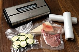 Automatic Vacuum Sealer Storage Containers Set of 3 Containers Electronic Pump
