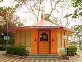 Vadhu Tulapur - Samadhi of Sambhaji Maharaja.JPG