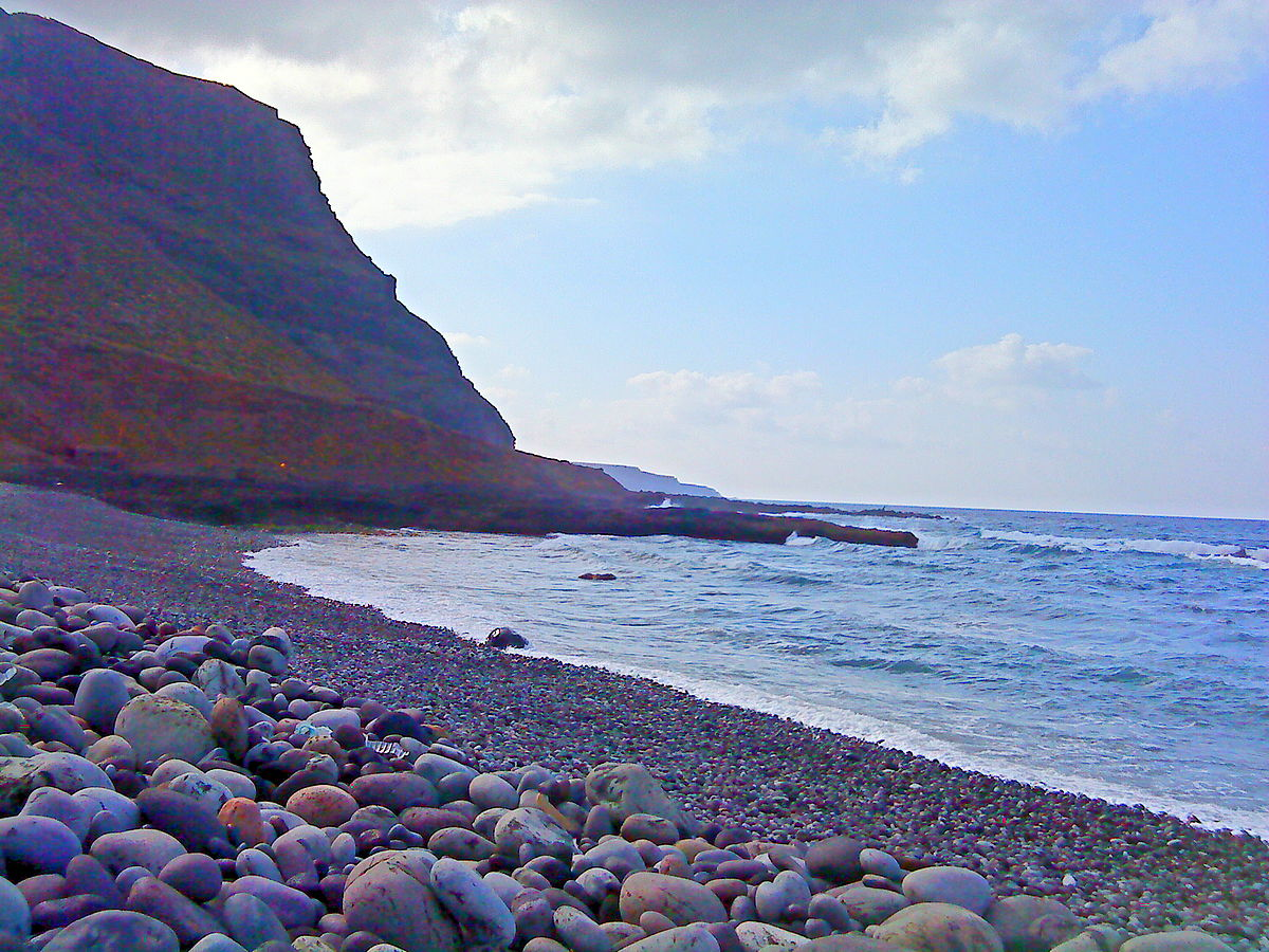 Escafandra libre en la playa