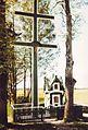 Vaineikių kryžkelės kryžius 1994.JPG