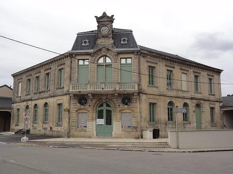 Val-d'Ornain (Meuse) Mussey, mairie - écoles