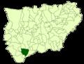 Valdepeñas de Jaén - Location.png