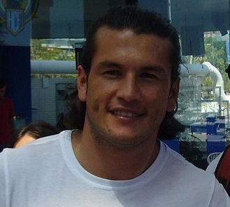 Nelson Valdez - Valdez at Hércules CF.