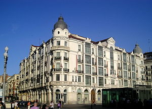 Valladolid, España.- Casa Mantilla (1891)
