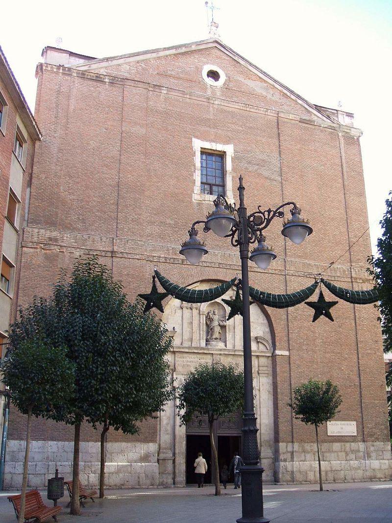 Valladolid - Iglesia de San Andrés 02.jpg