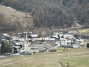 Rhêmes-Notre-Dame - Image: Valle d'Aosta Rhêmes Notre Dame DSCF6811