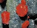 Vanadinite, goethite 2.jpg