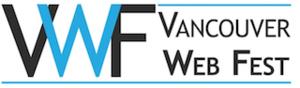 Vancouver Web Series Festival - Image: Vancouverwebfestlogo 1