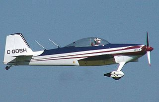 Vans Aircraft RV-4 general aviation kit aircraft