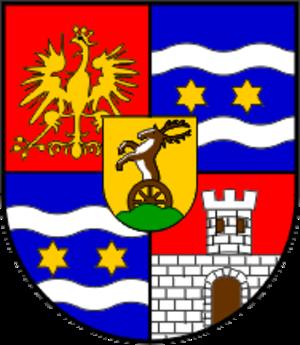 Varaždin County - Image: Varaždin County coat of arms